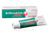 ARTHRODONT 1 % Pâte gingivale T/80g à Bassens