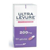 ULTRA-LEVURE 200 mg Gélules Fl/30 à Bassens