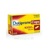 DOLIPRANECAPS 1000 mg Gélules Plq/8 à Bassens