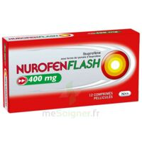 NUROFENFLASH 400 mg Comprimés pelliculés Plq/12 à Bassens