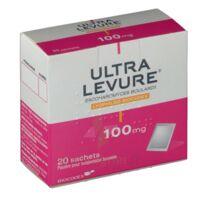 ULTRA-LEVURE 100 mg Poudre pour suspension buvable en sachet B/20 à Bassens
