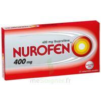 Nurofen 400 Mg Comprimés Enrobés Plq/12 à Bassens