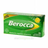 Berocca Comprimés effervescents sans sucre T/30 à Bassens