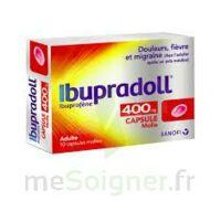 IBUPRADOLL 400 mg Caps molle Plq/10 à Bassens