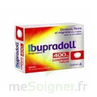 Ibupradoll 400 Mg, Comprimé Pelliculé à Bassens