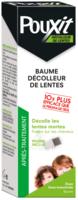 Pouxit Décolleur Lentes Baume 100g+peigne à Bassens