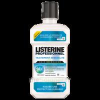 Listerine Professionnel Bain bouche traitement sensibilité 500ml à Bassens