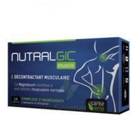 Nutralgic Muscle Comprimés décontractant musculaire B/14 à Bassens