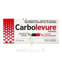 CARBOLEVURE Gélules adulte Plq/30 à Bassens