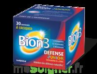 Bion 3 Défense Junior Comprimés à Croquer Framboise B/30 à Bassens