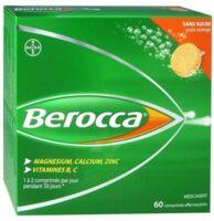 Berocca Comprimés effervescents sans sucre T/60 à Bassens