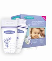 Lansinoh Sachet congélation lait maternel B/25 à Bassens