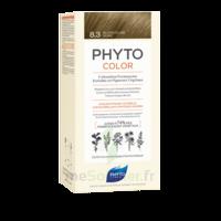 Phytocolor Kit coloration permanente 8.3 Blond clair doré à Bassens
