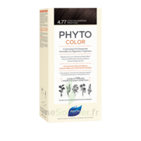 Phytocolor Kit coloration permanente 4.77 Châtain marron profond à Bassens