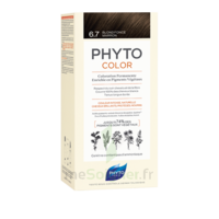 Phytocolor Kit coloration permanente 6.7 Blond foncé marron à Bassens