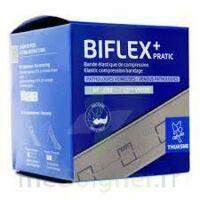 Biflex 16 Pratic Bande Contention Légère Chair 10cmx3m à Bassens