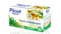 Picot Maman Tisane d'allaitement Verveine 20 Sachets à Bassens