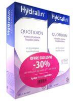 Hydralin Quotidien Gel lavant usage intime 2*200ml à Bassens