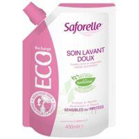 Saforelle Solution soin lavant doux Eco-recharge/400ml à Bassens