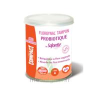 Florgynal Probiotique Tampon Périodique Avec Applicateur Mini B/9 à Bassens