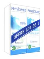 Physiomer Solution nasale adulte enfant 2*Sprays/135ml à Bassens