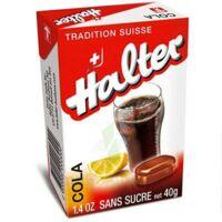 Halter Bonbon sans sucre Cola B/40g à Bassens