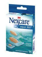 Nexcare Aqua 360° Pansements 3 Tailles B/14 à Bassens