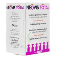 Neovis Total Solution Ophtalmique Lubrifiante Pour Instillation Oculaire 30 Unidose 0,4ml à Bassens