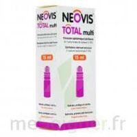 NEOVIS TOTAL MULTI S ophtalmique lubrifiante pour instillation oculaire Fl/15ml à Bassens