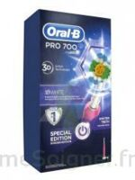 Oral B Professional Care 700 Brosse dents white and clean B/1 à Bassens