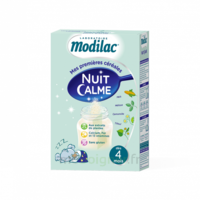 Modilac Céréales Farine Nuit calme à partir de 4 mois B/300g à Bassens