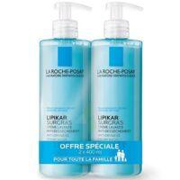 Lipikar Savon liquide surgras peau sèche et très sèche 2*400ml à Bassens