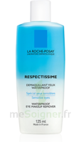 Respectissime Lotion waterproof démaquillant yeux 125ml à Bassens