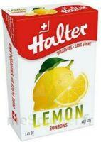 Halter sans sucre Bonbon citron B/40g à Bassens