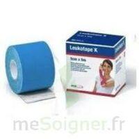 LEUKOTAPE K Sparadrap bleu 5cmx5m à Bassens
