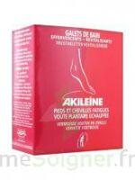 Akileïne Soins Rouges Galet De Bain Revitalisant 6x20g à Bassens
