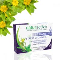 Seriane Stress & Sommeil Gélules B/30 à Bassens