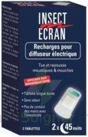 Insect Ecran Tablette recharge diffuseur B/2 à Bassens