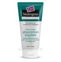 Neutrogena Crème Pieds Absorption Express 100ml à Bassens