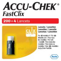 Accu-chek Fastclix Lancettes B/204 à Bassens