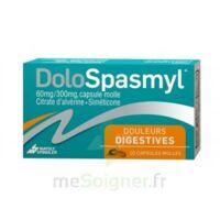 DOLOSPASMYL 60 mg/300 mg Caps molle Plq PVC/alu/20 à Bassens