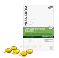 Aromaforce Caps Bronches Bio B/30 à Bassens