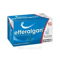 EFFERALGANMED 1 g Cpr eff T/8 à Bassens