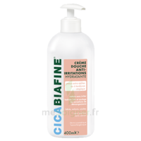 Acheter Cicabiafine Crème douche anti-irritations Bouteille Fl pompe/400ml à Bassens