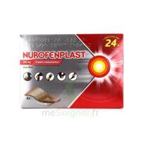 NUROFENPLAST 200 mg Emplâtre médic 4Sach à Bassens