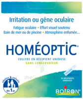 Boiron Homéoptic Collyre unidose à Bassens
