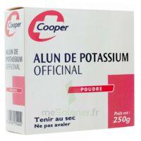 COOPER ALUN POTASSIUM Poudre B/250g à Bassens