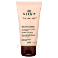 Crème Mains Et Ongles Rêve De Miel50ml