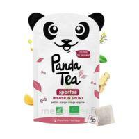 Panda Tea Sportea 28 Sachets à Bassens