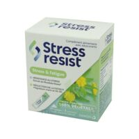 Stress Resist Poudre Stress & fatigue 30 Sticks à Bassens